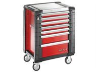 Facom FCMJET7M3 - Jet.7M3 Roller Cabinet 7 Drawer Red