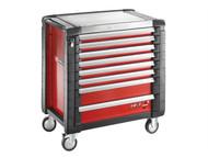 Facom FCMJET8M4 - Jet.8M4 Roller Cabinet 8 Drawer Red