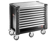Facom FCMJET9GM5 - JET.9GM5 Roller Cabinet 9 Drawer Black