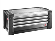 Facom FCMJETC4GM5 - Jet.C4GM5 Roller Cabinet 4 Drawer Black