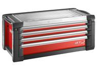 Facom FCMJETC4M5 - Jet.C4M5 Roller Cabinet 4 Drawer Red