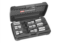 Facom FCMSTMJ9 - STM.J9 Socket Set of 9 Hex Bit 1/2in Drive