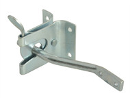 Forge FGEAUTOGLZP - Auto Gate Latch - Zinc Plated