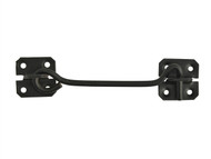 Forge FGECABHBJ6 - Cabin Hook - Black Powder Coated 152mm (6in)