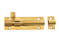 Forge FGEDBLTBR3 - Door Bolt - Brass 75mm (3in)