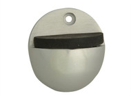 Forge FGEDSOVALAL - Oval Door Stop Aluminium 50mm