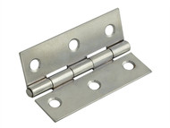 Forge FGEHNGBTPC10 - Butt Hinge Polished Chrome Finish 100mm (4in) Pack of 2