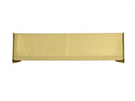 Forge FGELFLAPBR - Internal Letter Flap - Brass Finish 280mm