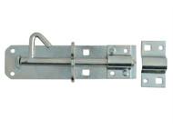 Forge FGEPBLTGAL6 - Padlock Bolt Zinc Plated 150mm (6in)