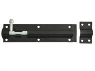 Forge FGETOWBBL6 - Tower Bolt Black Powder Coated 150mm (6in)
