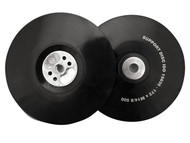Flexipads World Class FLE11532 - Angle Grinder Pad ISO Soft Flexible 180mm (7in) M14