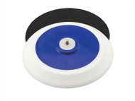 Flexipads World Class FLE32315 - Dual Action Sander Pad 150mm VELCRO Brand No Holes 5/16 UNF Foam Layer