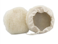 Flexipads World Class FLE40120 - All Wool Bonnet 200mm / 8in