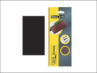 Flexovit FLV26328 - 1/2 Sanding Sheets Orbital 115 x 280mm Plain Fine 120g (10)