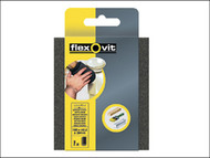 Flexovit FLV56853 - Sanding Sponges Standard Medium/Coarse