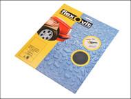 Flexovit FLV58245 - Waterproof Sanding Sheets 230 x 280mm 800g (25)