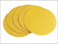 Flex Power Tools FLX260235 - Hook & Loop Sanding Paper Perforated To Suit WS-702 100 Grit Pack 25