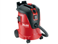 Flex Power Tools FLXVCE26L - VCE 26 L MC Safety Vacuum Cleaner 1250 Watt 240 Volt