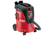 Flex Power Tools FLXVCE26LL - VCE 26 L MC Safety Vacuum Cleaner 1250 Watt 110 Volt