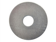 Forgefix FORMWASH125M - Flat Mudguard Washers ZP M12 x 50mm Bag 10