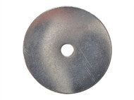 Forgefix FORMWASH650M - Flat Mudguard Washers ZP M6 x 50mm Bag 10