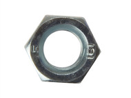 Forgefix FORNUT12M - Hexagon Nut ZP M12 Bag 50