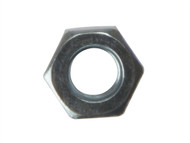 Forgefix FORNW10B - Hexagon Nut & Washer ZP M10 Blister 10