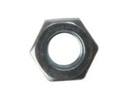 Forgefix FORNW12B - Hexagon Nut & Washer ZP M12 Blister 10