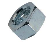 Forgefix FORNW6B - Hexagon Nut & Washer ZP M6 Blister 10