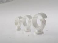 Forgefix FORPCSC22 - Pipe Clip Single Cliplock 22mm Box 100