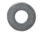 Forgefix FORPENY10M - Flat Penny Washer ZP M10 x 25mm Bag 10