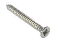 Forgefix FORSTCK18Z - Self-Tapping Screw Pozi CSK ZP 1 x 8 Box 200