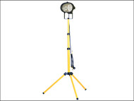 Faithfull Power Plus FPPSL500CT - Sitelight Single With Tripod 500 Watt 240 Volt