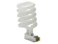 Faithfull Power Plus FPPSLBG10L - Low Energy Lightbulb G10P 110 Volt 36 Watt