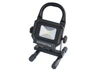 Faithfull Power Plus FPPSLLED10W - COB LED Rechargeable Worklight 10 Watt 240 Volt