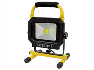 Faithfull Power Plus FPPSLLED20PL - LED Pod Sitelight 1400 Lumen 20 Watt 110 Volt