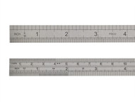 Fisco FSC706S - 706S Stainless Steel Rule 150mm / 6in