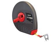Fisco FSCFT309 - FT30M Futura Fibreglass Tape 30m (Width 13mm)