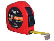 Fisco FSCPZC5ME - PZC5ME Pro Flex Tape 5m/16ft (Width 19mm)