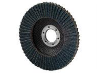 Garryson GARFD11580Z - DIY Zirconium Flap Disc 115mm x 22mm - 80 grit Fine
