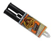 Gorilla Glue GRGGES25 - Gorilla 5 Min 2-Part Epoxy Syringe 25ml