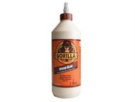 Gorilla Glue GRGGWG1L - Gorilla PVA Wood Glue 1 Litre
