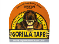 Gorilla Glue GRGSITAPE48 - Gorilla Tape Silver 48mm x 32m