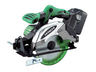 Hitachi HITC18DSL - C18DSL 165mm Circular Saw 18 Volt 2 x 5.0Ah Li-Ion