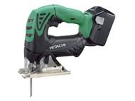 Hitachi HITCJ18DSL - CJ18DSL Cordless Jigsaw 18 Volt 2 x 5.0Ah Li-Ion