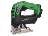 Hitachi HITCJ18DSL4 - CJ18DSL4 Cordless Jigsaw 18 Volt Bare Unit