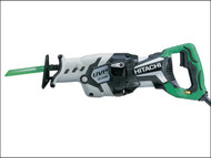 Hitachi HITCR13VBY - CR13VBY Low Vibration Sabre Saw 1150 Watt 240 Volt