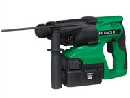 Hitachi HITDH24DVC - DH24DVC SDS Plus Hammer Drill 3 Mode 24 Volt 2 x 2.0Ah NiMH