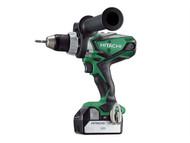 Hitachi HITDS18DSDL - DS18DSDL Drill Driver 18 Volt 2 x 5.0Ah Li-Ion