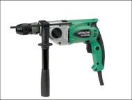 Hitachi HITDV20VB2L - DV20VB2L 13mm Keyless Rotary Impact Drill 790 Watt 110 Volt